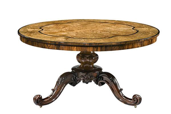 Table Base Repairs